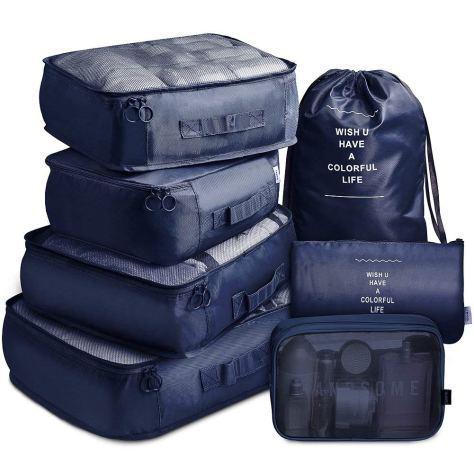 Packing Cubes 7 Set
