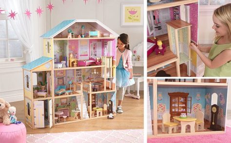 Deals Finders Amazon Majestic Mansion Dollhouse Only 140