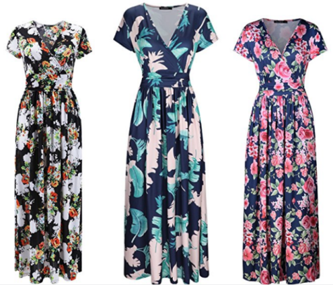Deals Finders | Amazon : Wedding Guest Dresses with Pockets Under ...