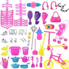 119pcs Doll Clothes Set 2