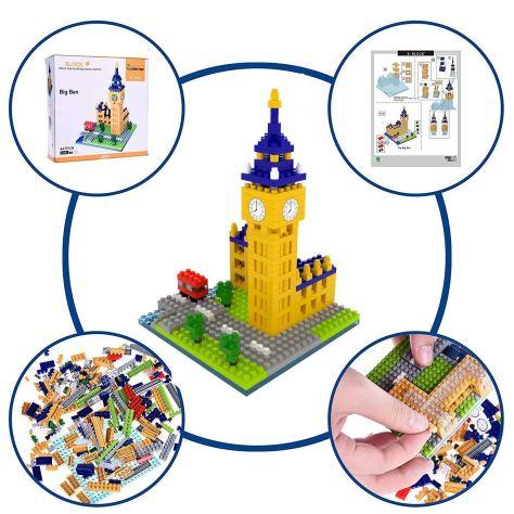 Mini Building Blocks Architecture 2