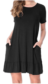 Womens Casual Tunic Dresses 4