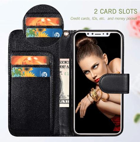 iPhone XR Wallet Case 1