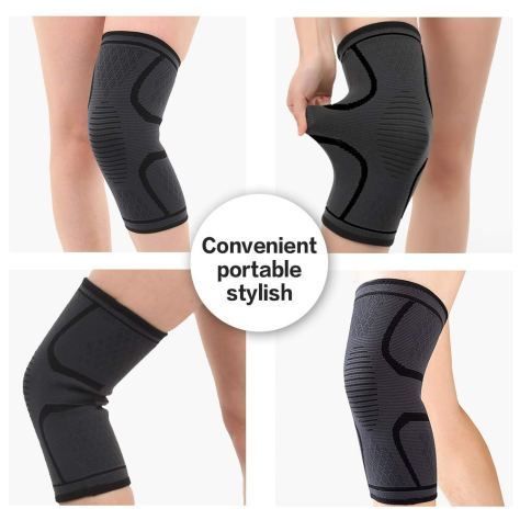 Compression Knee Sleeve 1