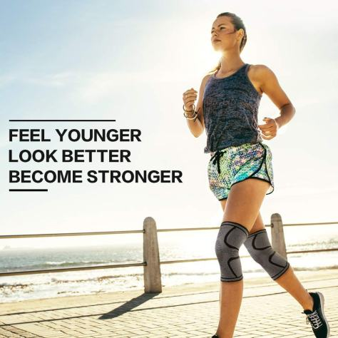 Compression Knee Sleeve 2
