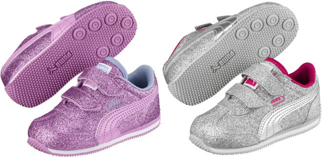 SO CUTE! Puma Baby Sneakers ONLY $13.99 (Regularly $45) + FREE Shipping