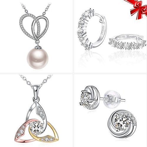 Amazon : **70% Off Coupon** Jewelry Gifts Just $4.80 - 12 W/Code (Reg : $39.99) (As of 1/14/2019 11.16 AM CST)