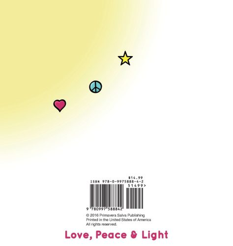 Love, Peace & Light Hardcover 2