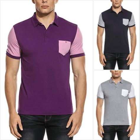 Mens Fashion Polo Shirts.png