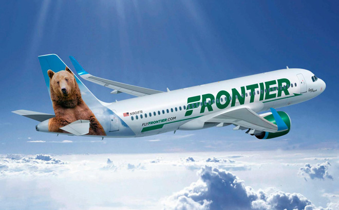 One Way Flights Starting at JUST $20 at Frontier Airlines – Don't Miss Out!