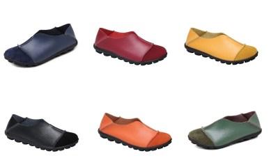 SALE! $16.79 (Reg $51) Cap-Toe Leather Loafers