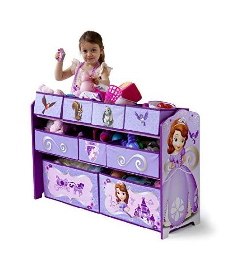 Deals Finders Amazon Delta Children Deluxe Multi Bin Toy