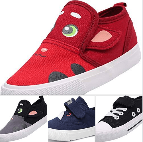 Amazon : Kids Fashion Sneakers Just $5.99 W/Code (Reg : $9.99) (As of 2/18/2019 7.26 PM CST)