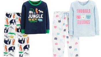 78392c617 Kohls Cardholders : Carter's Toddler Pajama Sets $4.93 (Reg $22) + FREE  Shipping