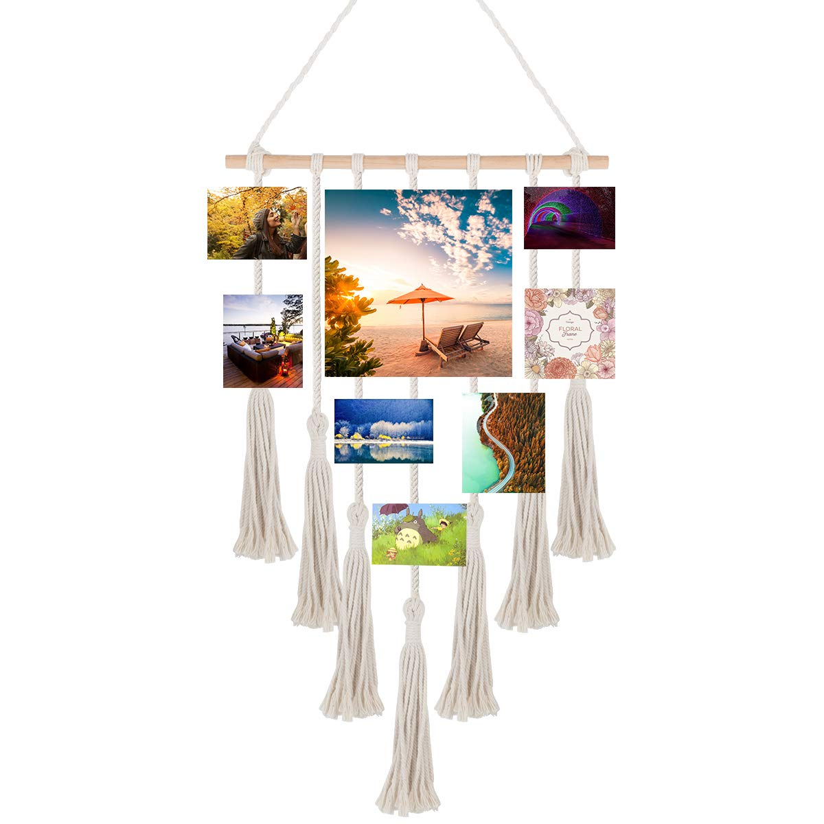 Hanging Photo Display for $9.99 w/code