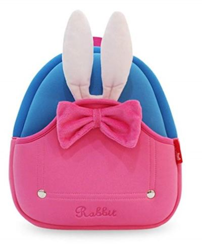 Toddler Girl Backpack Cute Rabbit Backpck for Little Girl Preschooler for $9.99 w/code