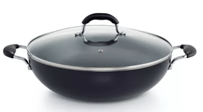 Macy's : 7.5 Qt. Covered Wok Just $17.99 (Reg : $59.99)