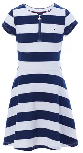 Macy's : Big Girls Rugby Stripe Dress Just $22.31 W/Code (Reg : $42.50)
