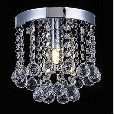 Amazon : Crystal Lighting Just $11.49 W/Code (Reg : $22.99) (As of 3/20/2019 9.37 AM CDT)
