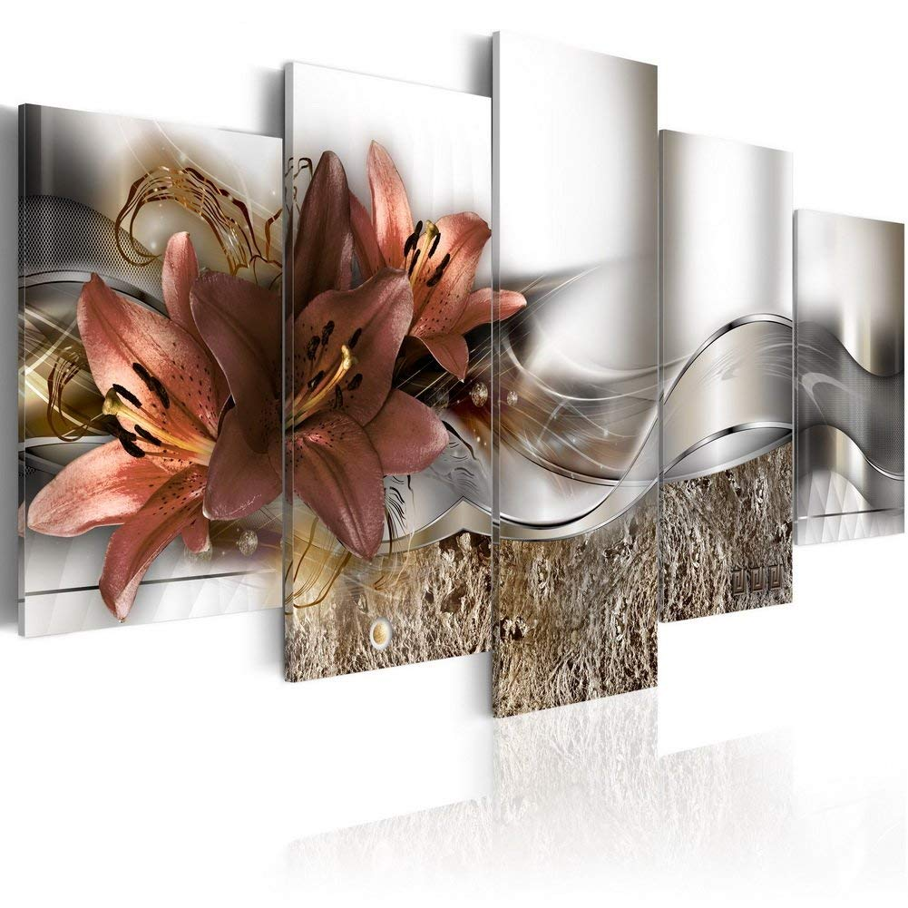 Amazon : Floral Canvas Art  Just $19.99 W/50% Off Coupon (Reg : $39.99) (As of 3/17/2019 2.35 PM CDT)