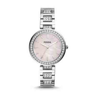 Fossil: 60% off wrist watches + free shipping.