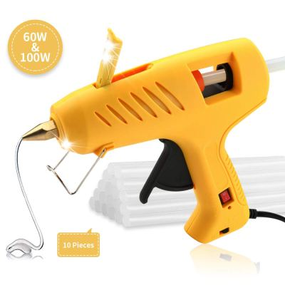 Amazon : Hot Glue Gun with LED Lights Just $6.99 W/Code +$2 Off Coupon (Reg : $17.98) (As of 3/18/2019 8.53 PM CDT)