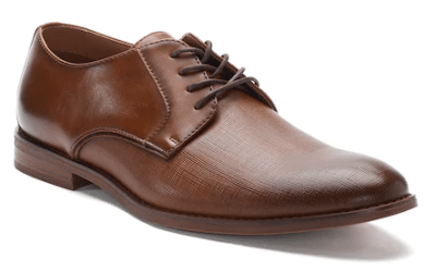 Kohl's : Men's Dress Shoes Just $16.79 W/Code (Reg : $69.99)