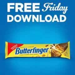 FREE Butterfinger Singles Candy Bar at Kroger