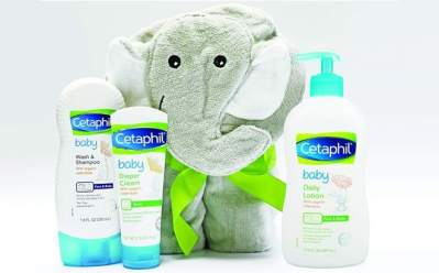 Amazon : Cetaphil Baby Sensitive Skin Bath Time Essentials Gift Set with Elephant Hoodie Towel Just $14.39 W/Code +15% Off Coupon (Reg : $17.09) (As of 3/19/2019 9.04 PM CDT)