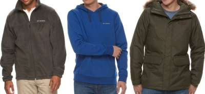 Kohl's : 70% Off Men's Columbia Outerwear + Free Shipping for Kohl's Cardholders!!