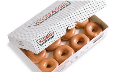 Krispy Kreme : Buy One Get One Free Dozen Doughnuts!!