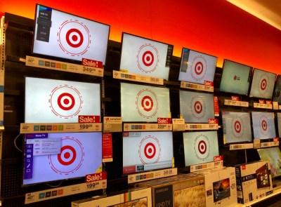 Over 30% Off TVs at Target (LG, Element & More)