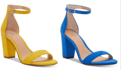 Macy's : Two-Piece Sandals Just $62.65 W/Code (Reg : $89.50)