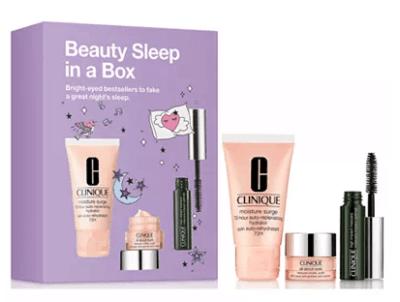 Macy's : 3-Pc. Beauty Sleep In A Box Set Just $19.50 (Reg : $43)