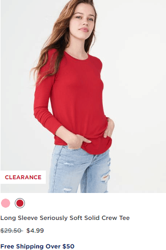 Aeropostale - Up to 80% off Clearance!!