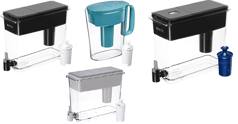 Amazon : Brita Pitchers and Dispensers On Sale from $13.49 (Today Only) (As of 4/22/2019 2.32 PM CDT)