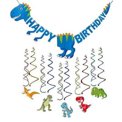Amazon : Dinosaur Party Supplies $3.99 W/Code + $2 off coupon (Reg : $11.99) (As of 4/22/2019 1.58 PM CDT)
