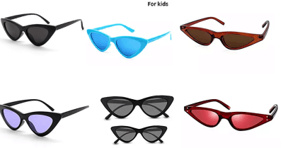 Amazon : Retro Vintage Narrow Cat Eye Sunglasses Just $4.80 W/Code + 5% Off Coupon (Reg : $11.99) (As of 4/22/2019 10.59 AM CDT)