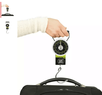 Macy's : Luggage Scale With Tape Measure Just $4.24 W/Code (Reg : $10.99)