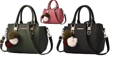Amazon : Leather Zipper Bags Just $12.99 W/Code (Reg : $25.99) (As of 4/18/2019 3.37 PM CDT)