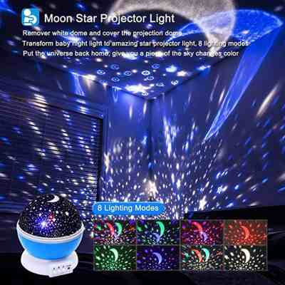 Amazon : Night Lights for Kids Just $7.60 W/Code (Reg : $18.99) (As of 4/20/2019 6.02 PM CDT)