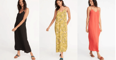OLDNAVY : Old Navy Women's Maxi Dresses Only $10 (Reg : $34.99+)