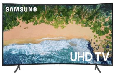 "Walmart : SAMSUNG 55"" Class 4K (2160P) Ultra HD Smart LED HDR TV Just $406.30 (Reg : $999.99)"