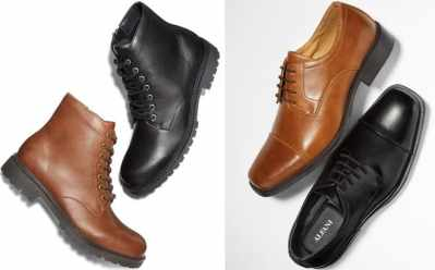 Macy's : Men's Dress Shoes Up to 70% Off, Starting From JUST $18.69 (Reg $70) + FREE Pickup!!