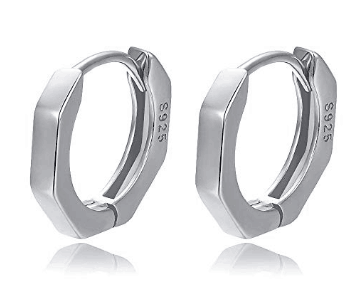 Amazon : Earring 14K White Gold Plated Just $5.99 W/Code (Reg : $11.99) (As of 5/20/2019 8.19 PM CDT)