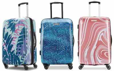 American Tourister Spinner Luggage Starting at ONLY $63.99 + $10 Kohl's Cash(Reg $160)