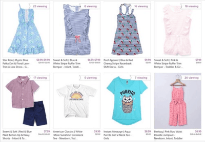 ZULILY : Babies - Kids Summerwear AS LOW AS $6.79 (Reg $22.00+)