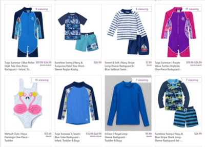 Zulily : Babies + Toddlers Swimwear Just AS LOW AS $7.99 (Reg $21.00+)