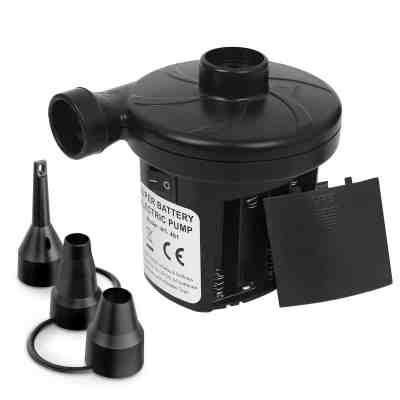 Amazon : Battery Powered Air Mattress Pump Just $10.49 W/Code (Reg : $20.99) (As of 5/19/2019 6.32 PM CDT)