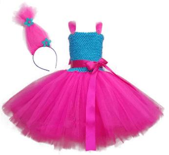 Amazon : Girls Costume Dress Just $14.88-$16.88 W/Code (Reg : $42.20) (As of 5/19/2019 12.30 PM CDT)